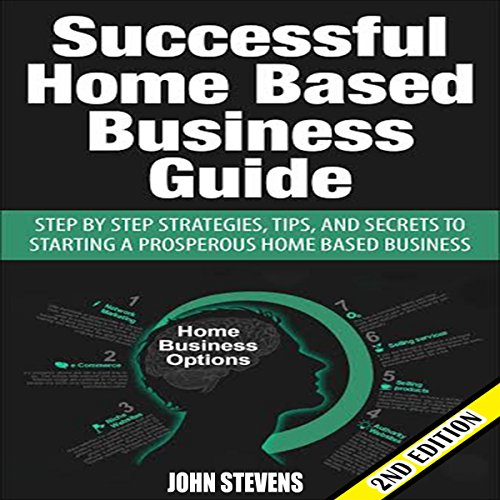 Successful Home-Based Business Guide, 2nd Edition audiobook cover art
