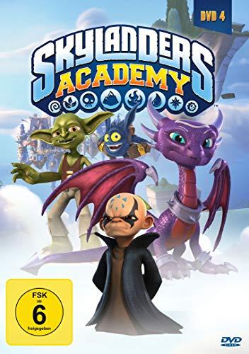 Skylanders Academy - DVD 4