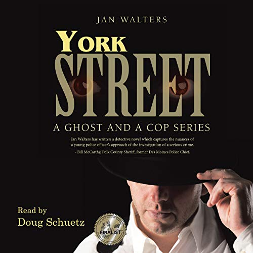 York Street: A Ghost and a Cop Series audiobook cover art