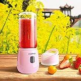 HL-TD USB Charging Juice Cup tragbare Haushalt Entsafter Engel Powder 7.4V Einzel Cup (6...