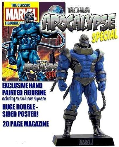 alta calidad y envío rápido The Classic Marvel Figurine Collection Special Apocalypse by Eaglemoss Eaglemoss Eaglemoss  popular