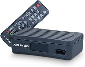 Conversor Gravador Digital Full HD, Aquario, DTV-4000, Preto