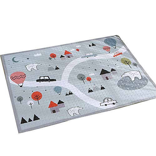 Sale!! Yuybei Baby Play Mat Sleeping Mats Baby Play Mat Floor Carpet Baby Gym Activity Room Decor Cr...