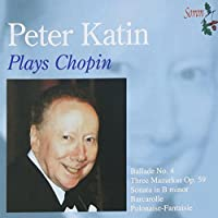 Piano Works by FREDERICK CHOPIN (2011-10-11)