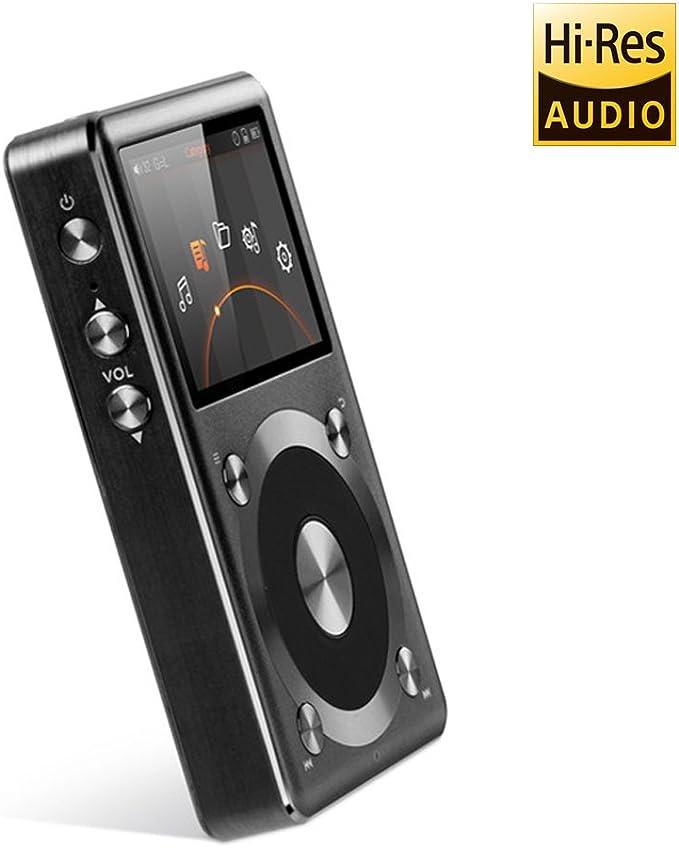 Fiio X3 Ii Mobile High Res Player 192 K 24b Usb Dac Elektronik
