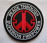 Peace Through Superior...image
