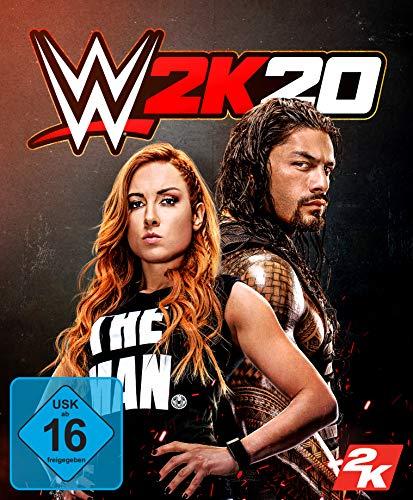 WWE 2K20 Standard Edition| PC Code - Steam