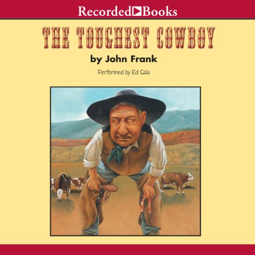 The Toughest Cowboy audiobook cover art
