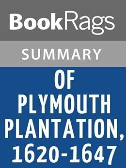 Amazon.com: Summary & Study Guide Of Plymouth Plantation ...