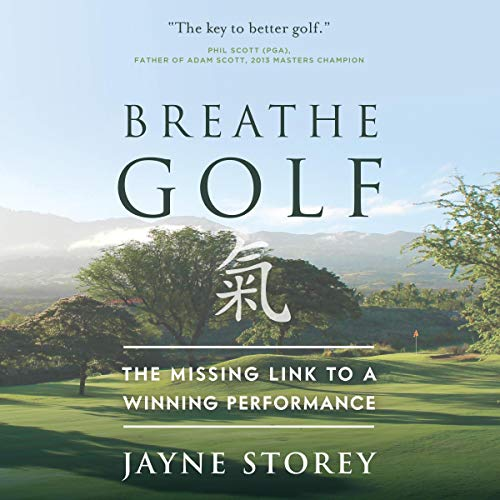 Breathe GOLF  By  cover art