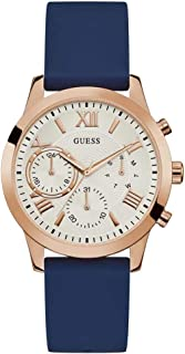 Guess Solar Quartz White Dial Ladies Watch W1265L1