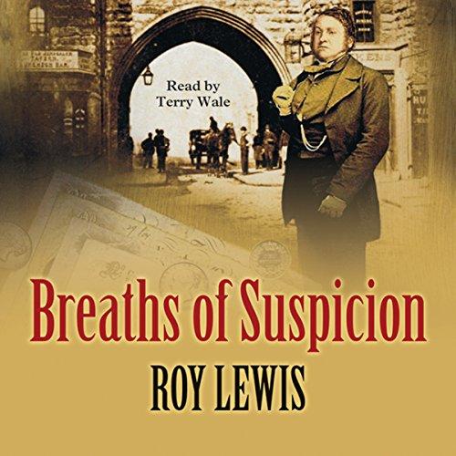 Breaths of Suspicion cover art