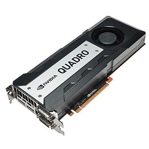 Pny Quadro K6000 - Tarjeta gráfica (12 GB GDDR5)