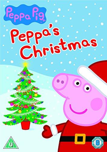 Peppa Pig - Peppa's Christmas (Vol 7) [Reino Unido] [DVD]