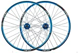 26-inch Mountain Bike Wheels Double Wall Disk Brake Wheels Sealed Rapid Release Bearings 7 8 9 10 Speed 32h Front and Rear Wheels for Bike