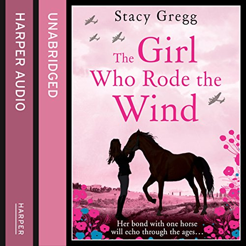 The Girl Who Rode the Wind cover art