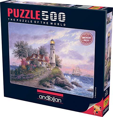 Puzzles 500 piezas anatolian
