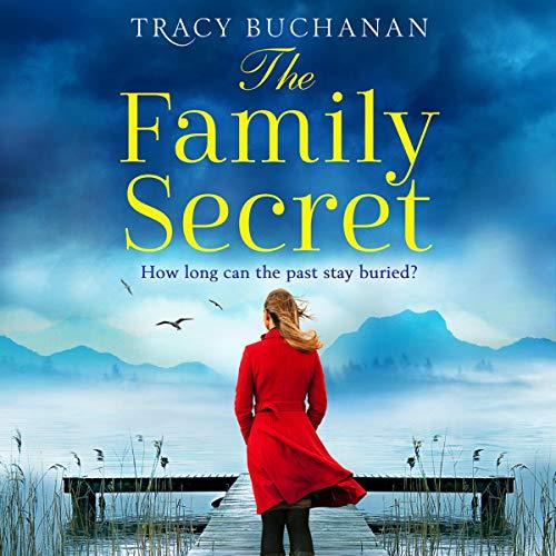 The Family Secret audiobook cover art
