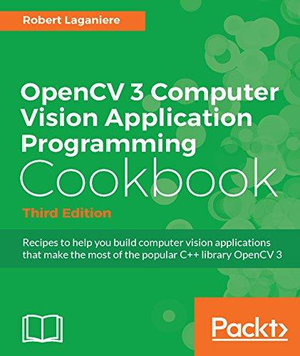 OpenCV 3 Computer Vision Application Programming Cookbook - Third Edition (English Edition)