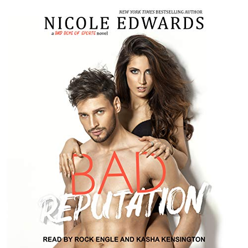 Bad Reputation audiobook cover art