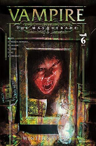 Vampire The Masquerade: Winter's Teeth #6 (English Edition)