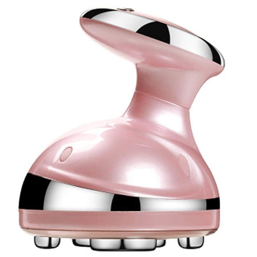 見出し誰が作業機械、脂肪質の取り外し機械振動重量機械を細くする超音波ボディはボディ足の腿のための腹脂肪質の減量機械を減らします,Pink