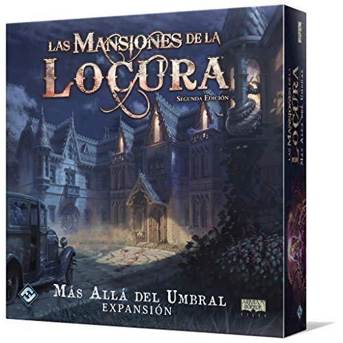 Fantasy Flight Games-Las Mansiones de la Locura: Más Allá del Umbral-Expansión-Español (FFMAD23)