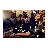 Margot Robbie Schauspieler 14 Leinwand Poster Wandkunst