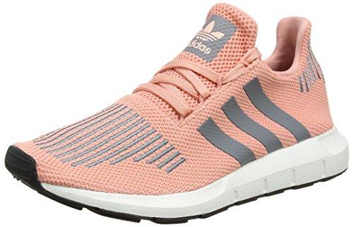 adidas Swift Run W, Zapatillas de Deporte para Mujer, Rosa (Rostra/Gritre/Balcri), 38 2/3...