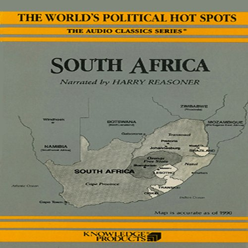 South Africa  Audiolibri
