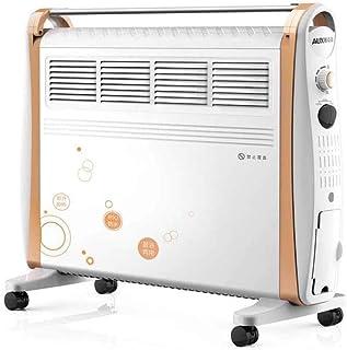 Calentador De Radiador Convector Con Termostato Ajustable / 3 Configuraciones De Calor Ajustables (800/1200/2000 W) Radiador Eléctrico Sin Aceite Para Baño Sala De Estar Dormitorio, Etc.