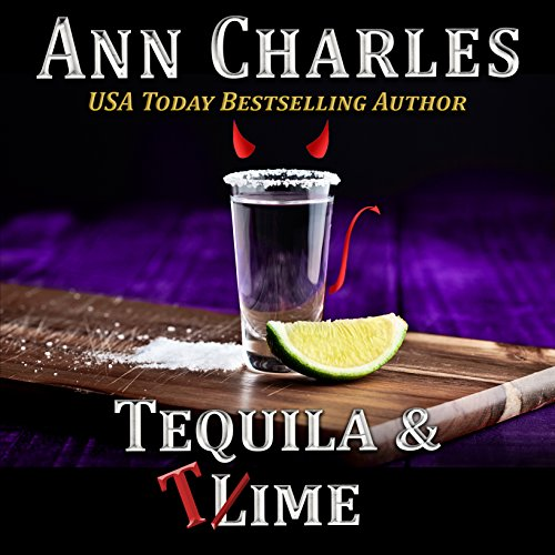Tequila & Time audiobook cover art