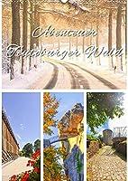 Abenteuer Teutoburger Wald (Wandkalender 2022 DIN A2 hoch): Romantische Natur, idyllische Staedte, traumhafte Impressionen (Monatskalender, 14 Seiten )
