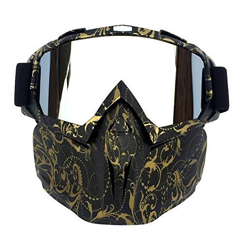 Etbotu Skibril, snowboardbril voor dames en heren, ideaal voor wintersport