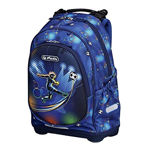 Herlitz 50008124 Kinderrucksack Bliss Blue, 40 cm