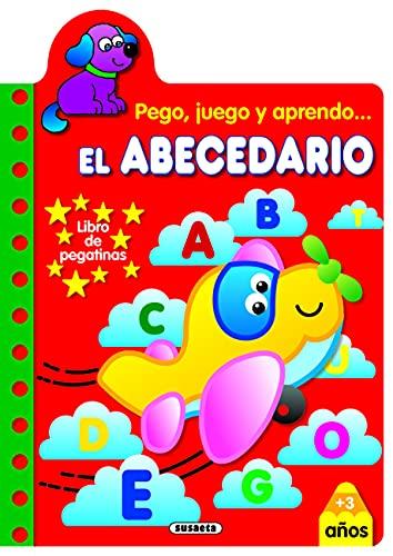 El abecedario (Pego, juego y aprendo...)