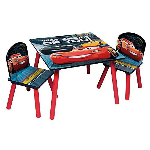 Kinder-Tisch und Stühle aus Holz