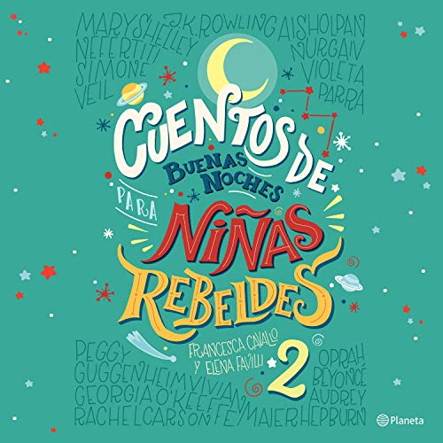 Cuentos de buenas noches para niñas rebeldes 2 cover art