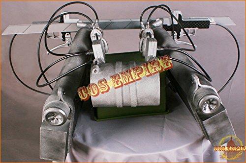 『進撃の巨人風◆立体機動装置 硝煙跡版◆コスプレ道具◆COSEMPIRE【RCP】激安 アニメ アイテム グッズ メンズ レディース 男性 女性 パーティー イベント cosplay item』の3枚目の画像