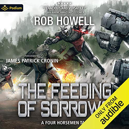 The Feeding of Sorrows cover art