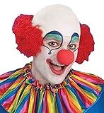 Forum Novelties Unisex Baldy The Clown Red Wig