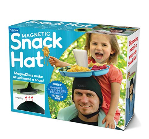 Magnetic Snack Hat Prank Box
