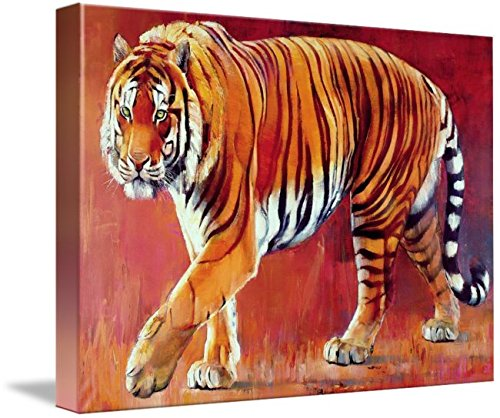 Imagekind Wall Art Print entitled Bengal Tiger by The Fine Art Masters   32 x 23