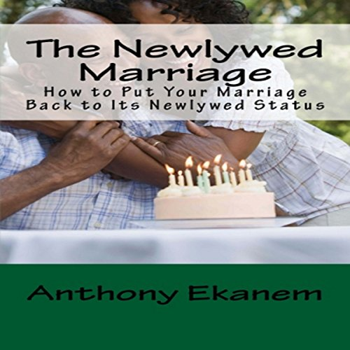 The Newlywed Marriage audiobook cover art