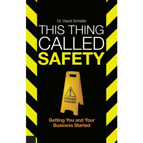 This Thing Called Safety     Getting You and Your Business Started              By:                                                                                                                                 David Schaller                               Narrated by:                                                                                                                                 Stephen Rozzell                      Length: 2 hrs and 58 mins     20 ratings     Overall 4.1