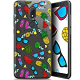 Wiko View 2 Go Case for 5.93 Inch Ultra Slim Summers Design