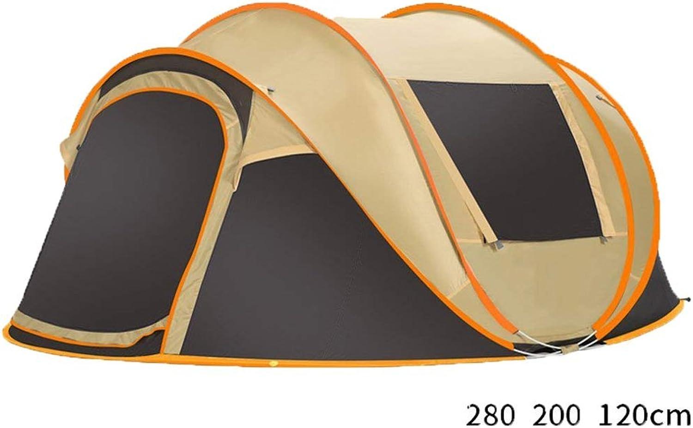 Zelt im Freien 3-4 Personen Automatische Geschwindigkeit öffnen öffnen öffnen Zwei Zimmer und Ein Wohnzimmer 2 Personen Familie Camping Gesetzt B07F1HPJF9  Preiszugeständnisse 230120