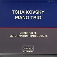 Piano Trio, Op.50 (Jorge Bolet-Victor Martin-Marco Scano)