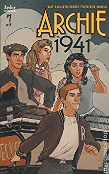 Staple Bound Archie 1941 #1 Cover B Comic - Archie Comics Book