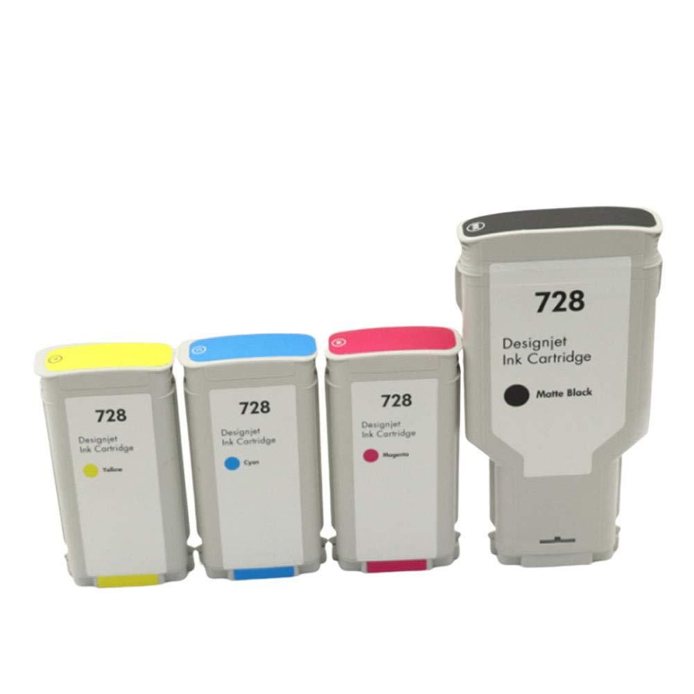 728 Cartuchos de tinta compatibles, EP & con chip, para HP ...